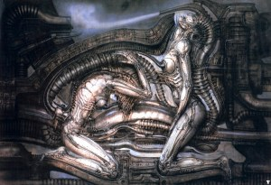 HR Giger- Erotomechanics-VII